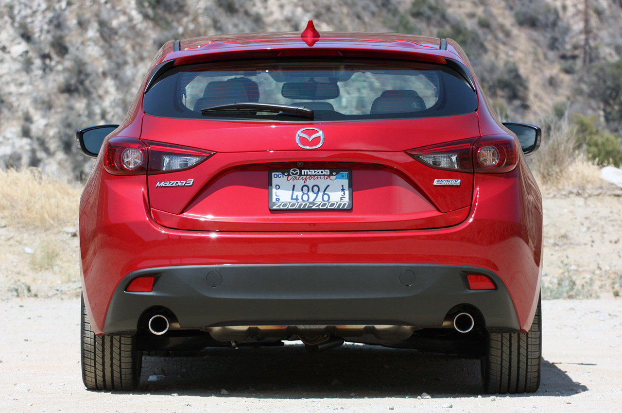 2014 Mazda3 Officially Rated At 30/41 Mpg, Priced From $16,945*