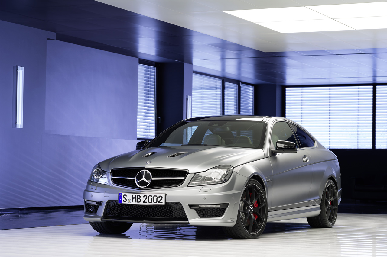 2014 mercedes benz c63 amg edition 507 6 3 v8 507hp for How much is a mercedes benz c63 amg