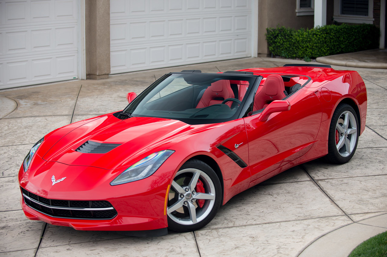 2014 Chevrolet Corvette Stingray Convertible 56k 62k