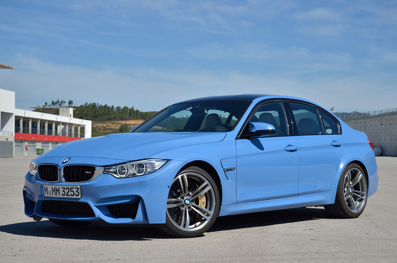 2015 bmw m3 sedan 63k 89k twin turbo 425hp 0 60mph 3 8. Black Bedroom Furniture Sets. Home Design Ideas