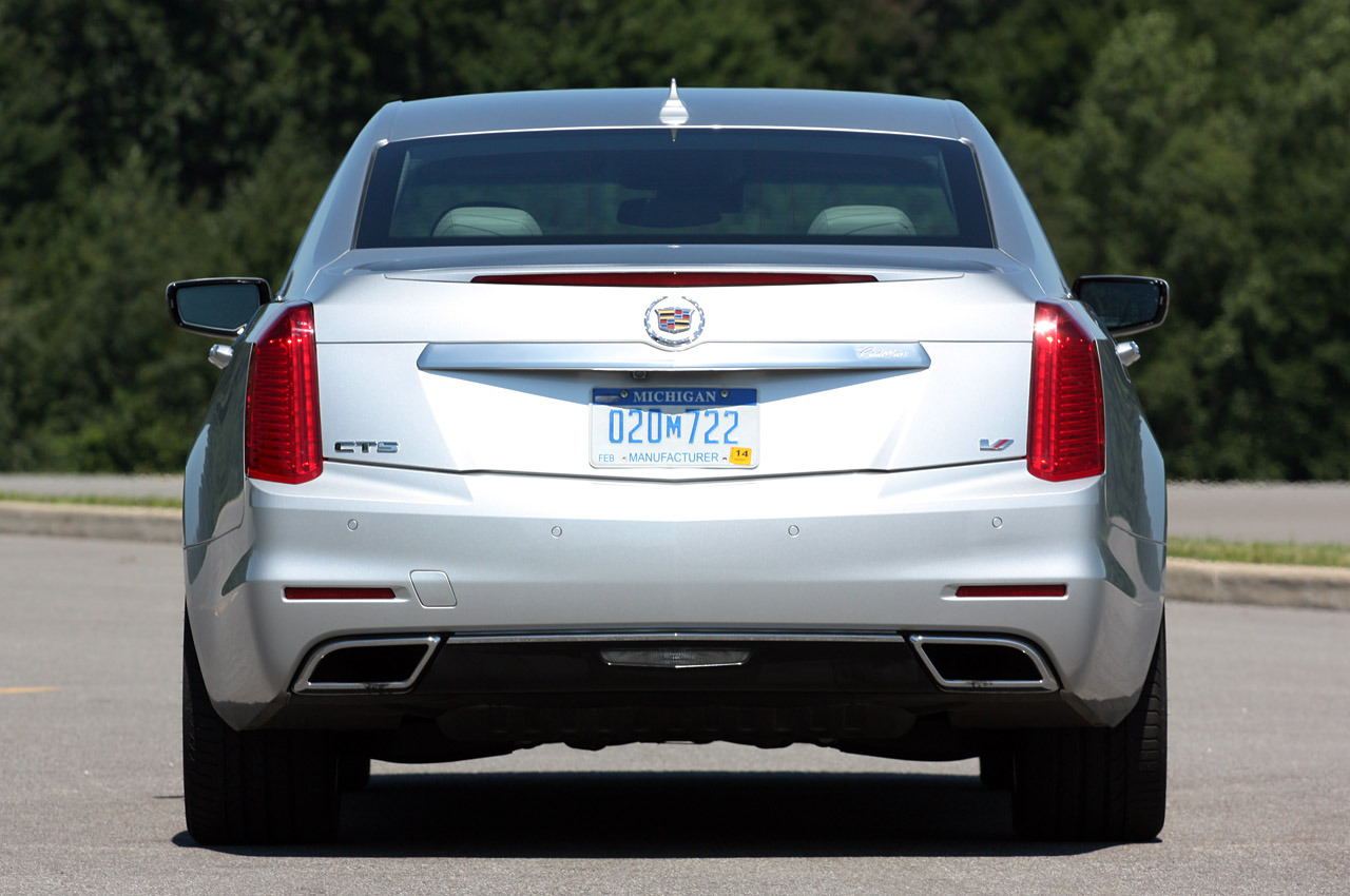 Thread 2014 cadillac cts vsport twin turbo 420hp pics and video
