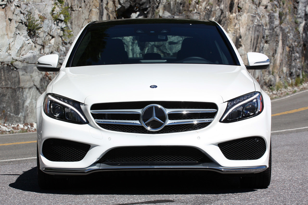 it aint easy being the mercedes benz c class up until now the compact luxury sedan has had a tough job description offer sufficient driving dynamics to