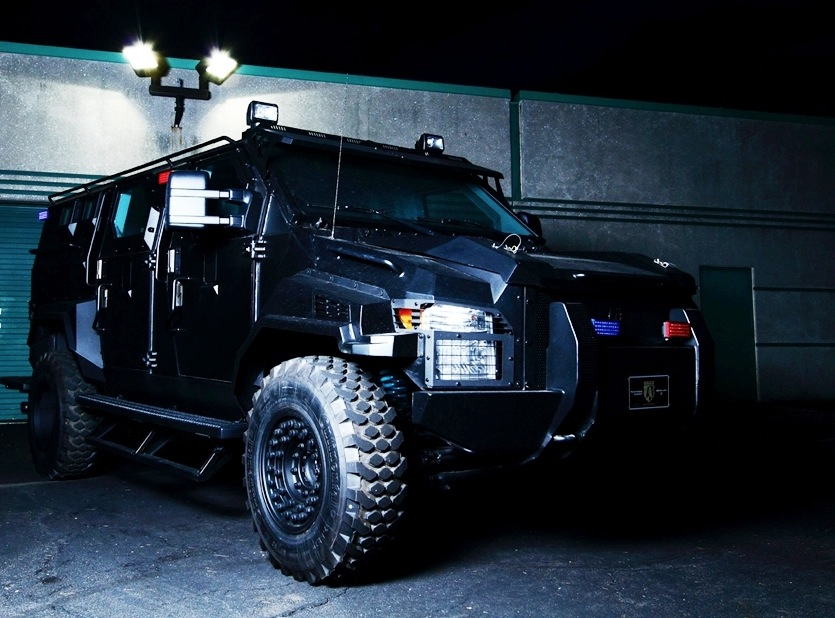 Armoured Ford F 550 Swat Special For Sale At 300 000 Pics