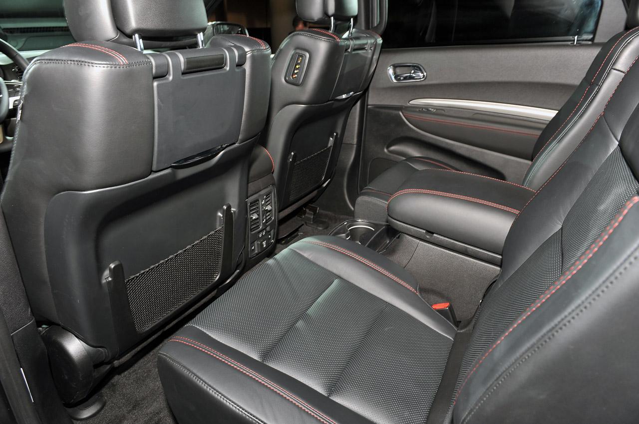 Pics For gt 2014 Dodge Durango Cloth Interior