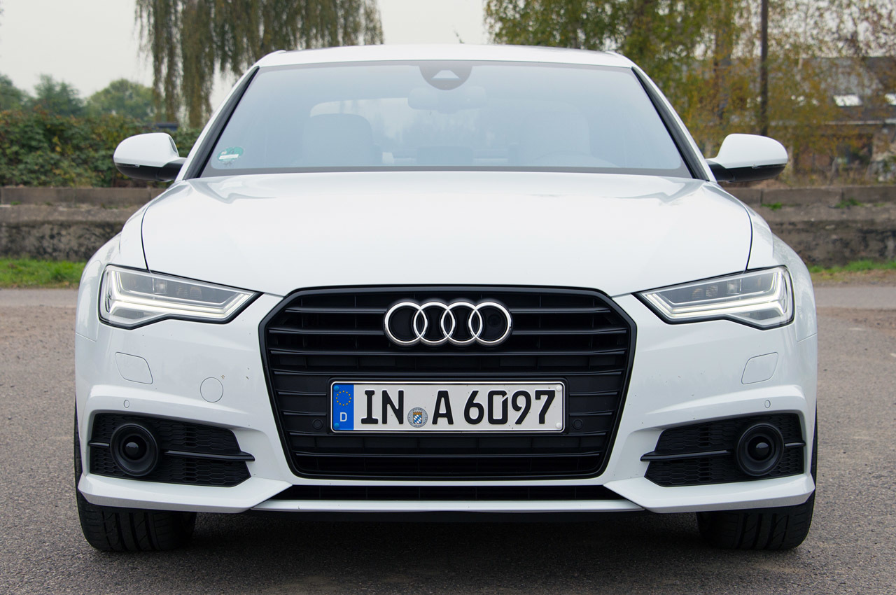 2016 Audi A6 Turbo 2 0l I4 252hp 3 700lbs 46k 52k