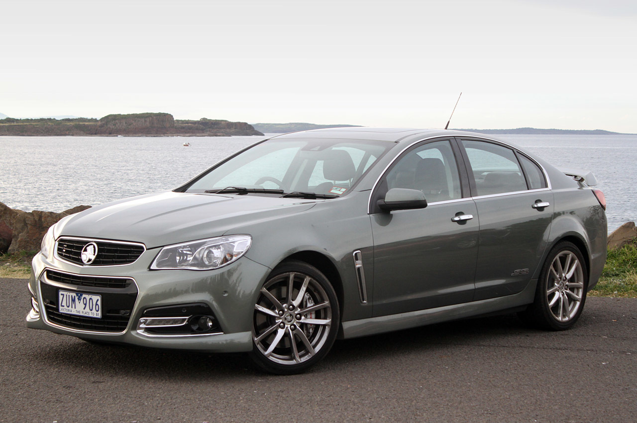 2015 holden commodore ssv redline 60l v8 362hp 3885 lbs