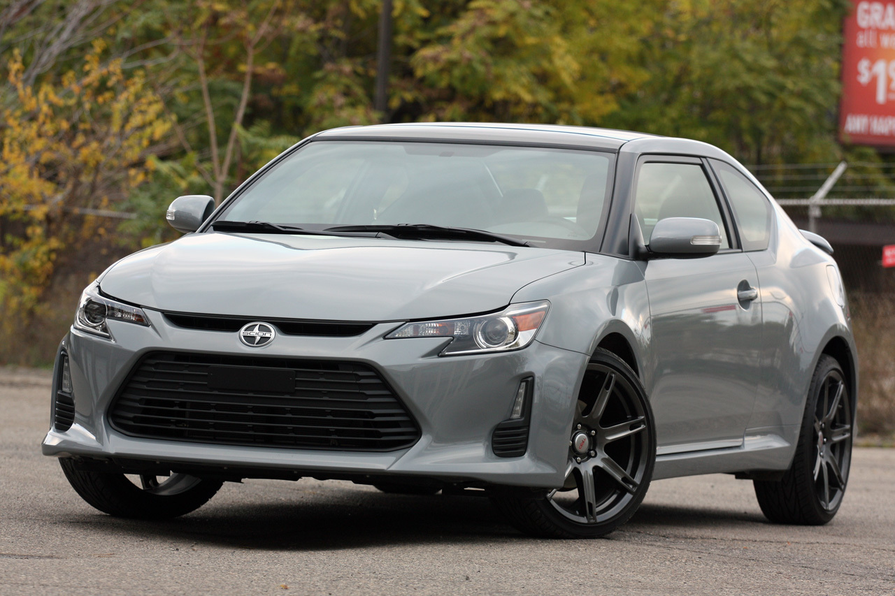 Scion scion tc horsepower : 2014 Scion tC 179 HP $19K-$25K 3,082lbs FWD