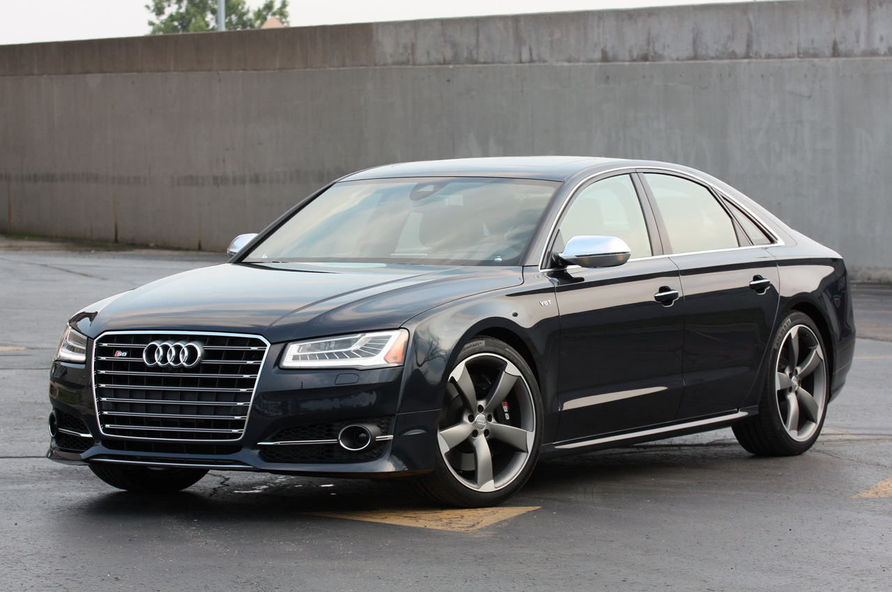 2015 Audi S8 Twin Turbo 4 0l V8 520 Hp Awd 114k 132k