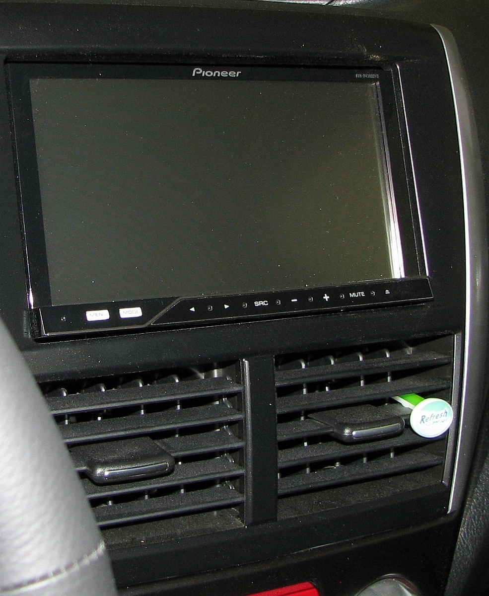 Pioneer Avh P4400bh Installed In 2012 Wrx Page 9 Nasioc Wiring Harness With The New I Wanted Bt And Hd Looked At Modules Was All F That For Price Can Upgrade To Model Has