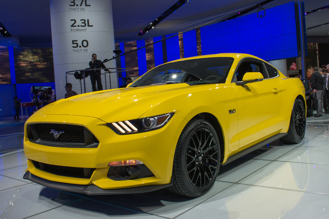 Ford Mustang Gt Cost 2018 Ford Mustang Price Starts At 25585 Msrp
