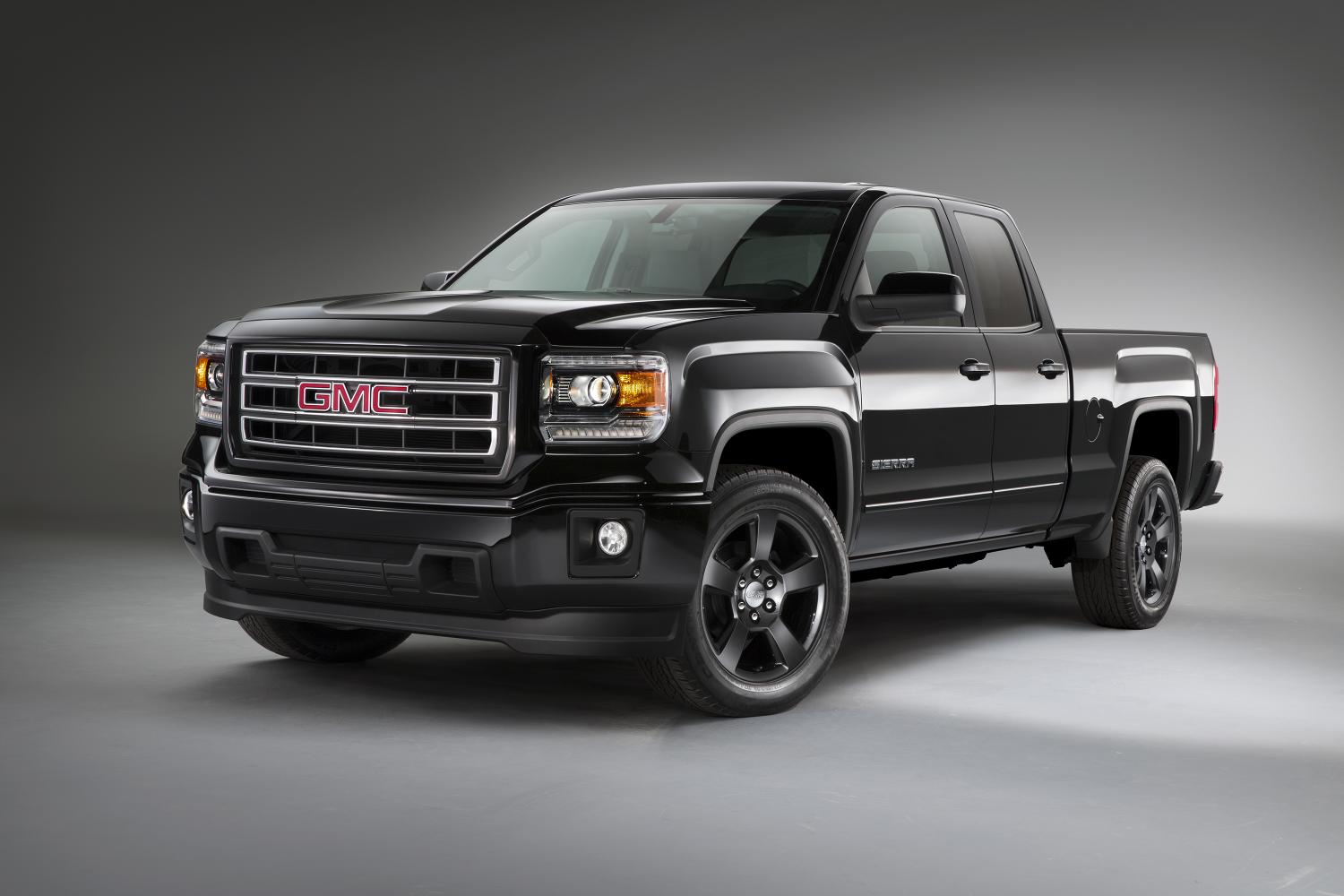Gmc Sierra Elevation Edition V6 285hp V8 355hp