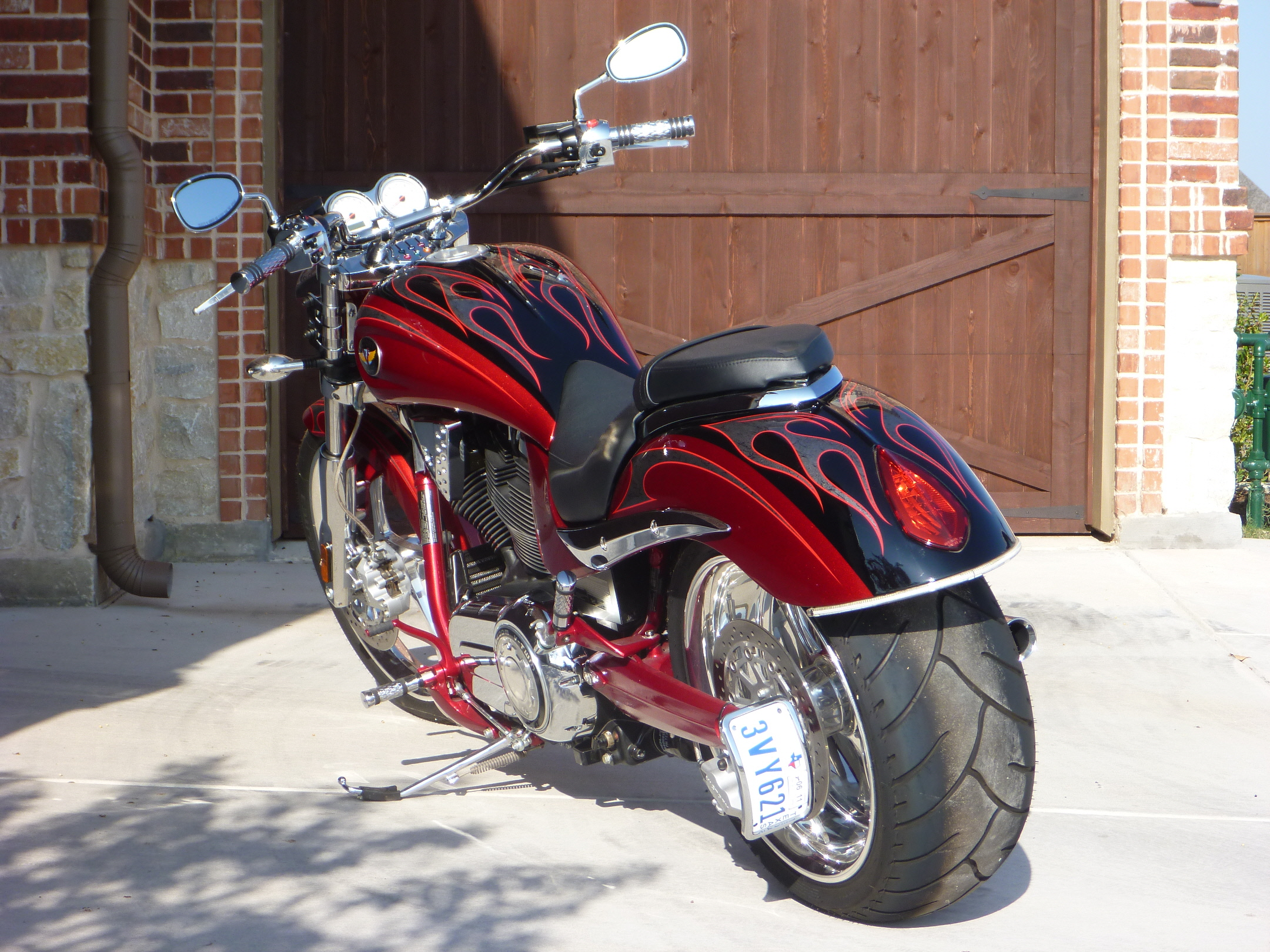 2008 Jackpot Premium - like NEW! - Victory Forums - Victory Motorcycle Forum