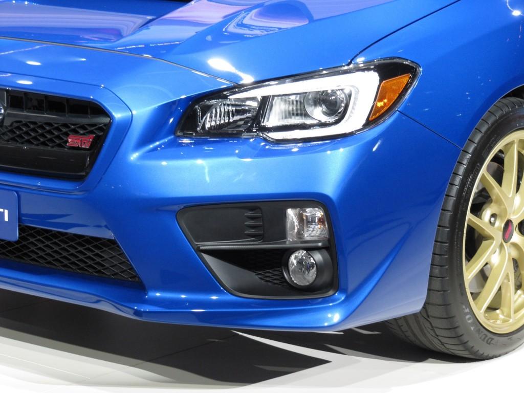 2015 Evo I mean Subaru WRX STI Full Details and pics