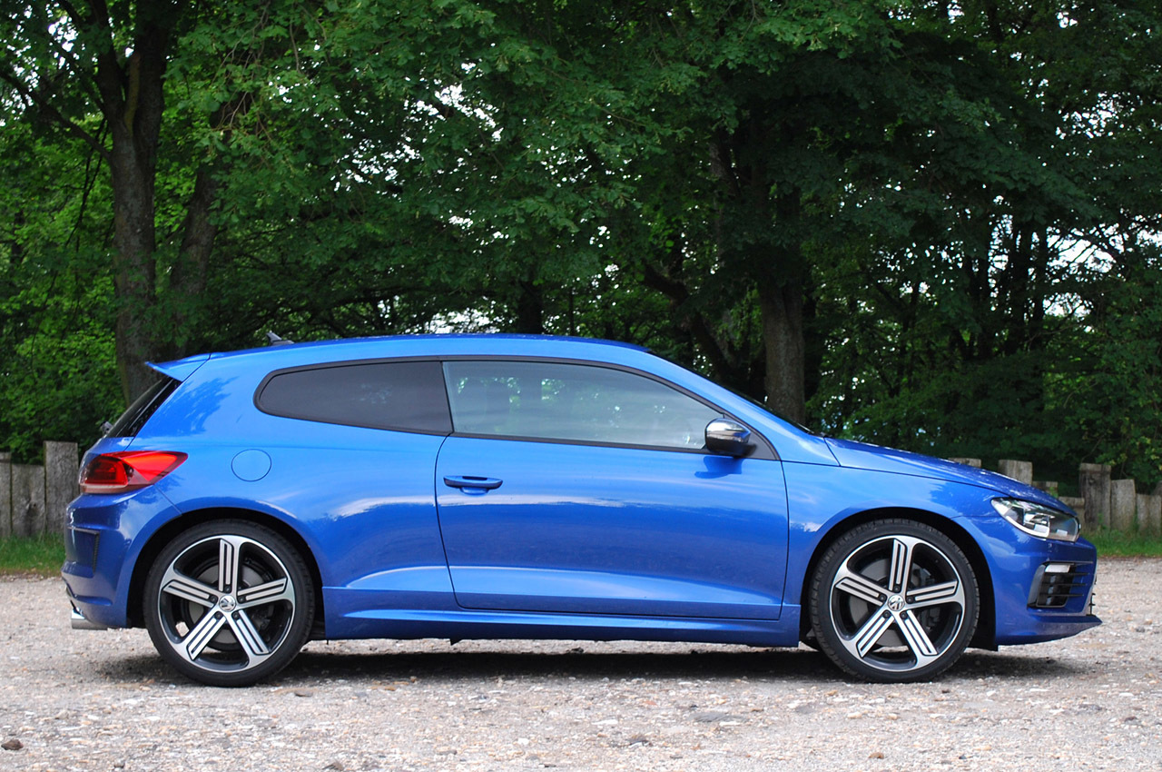 2014 volkswagen scirocco r turbo 2 0l i4 fwd 276hp 3 197 lbs. Black Bedroom Furniture Sets. Home Design Ideas