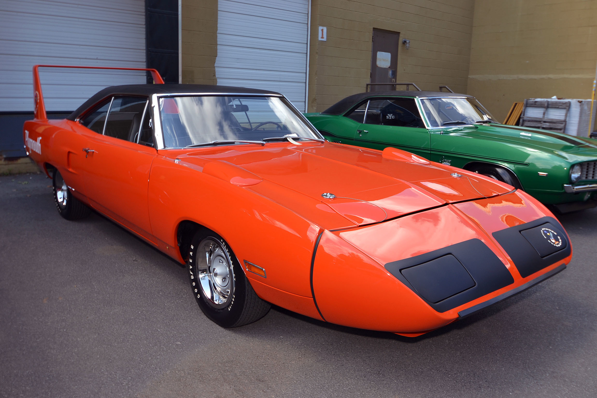 A.J Willner \'Blood Muscle\' classic muscle car auction officially in ...
