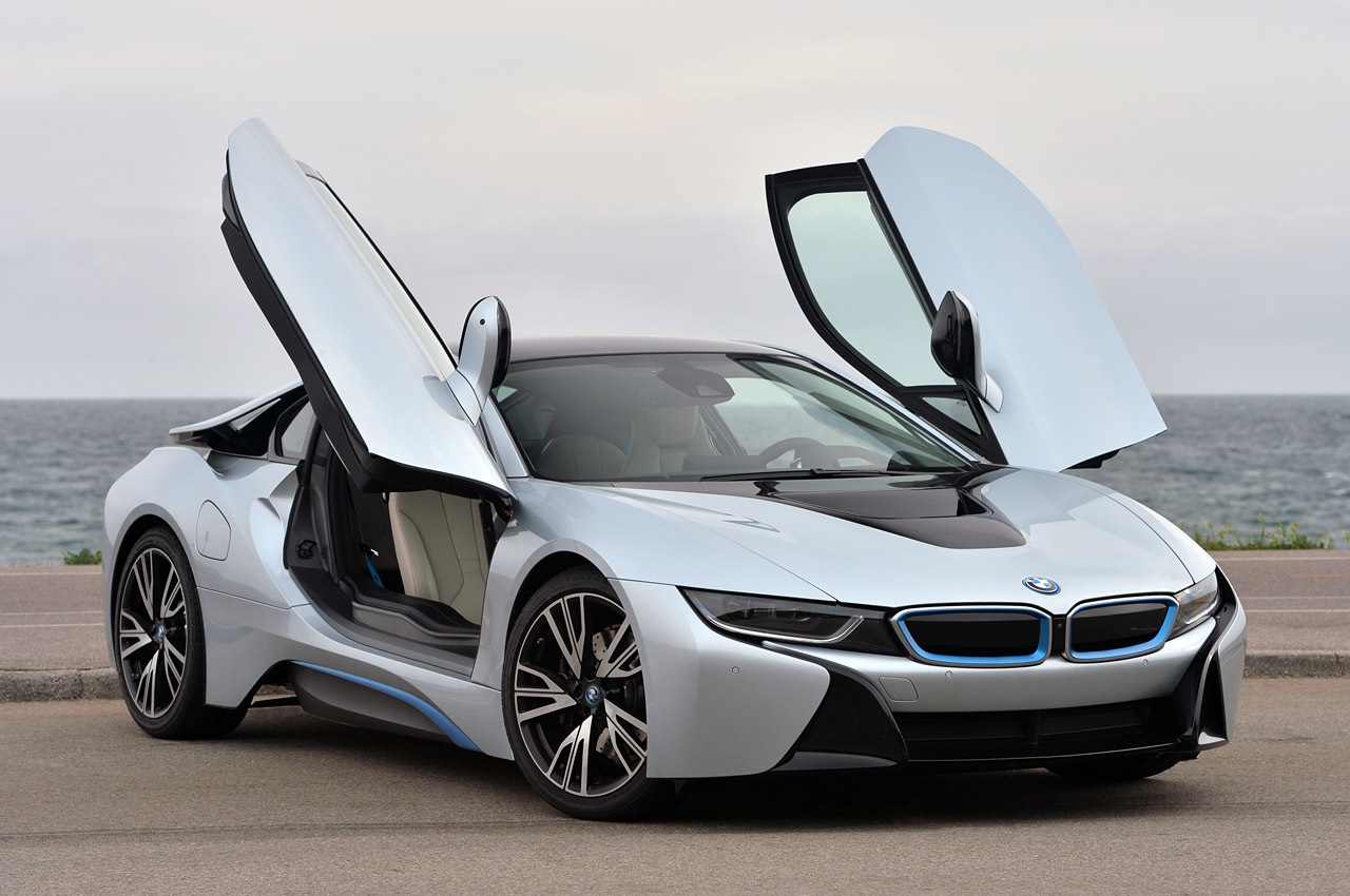 2015 Bmw I8 135k 362hp Awd 3 285 Lbs Video