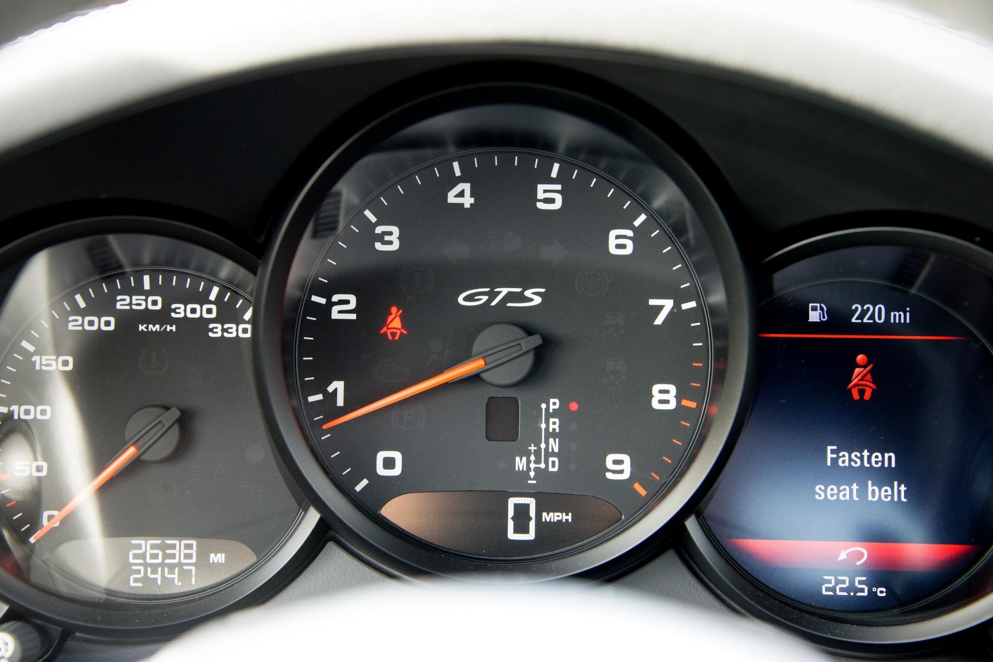 2015 Porsche 911 Carrera GTS 3.8L Flat-6 430HP 3,185 LBS $115K-$125K