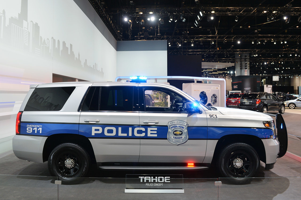 2015 Chevrolet Tahoe PPV: Chicago Auto Show - Autotrader