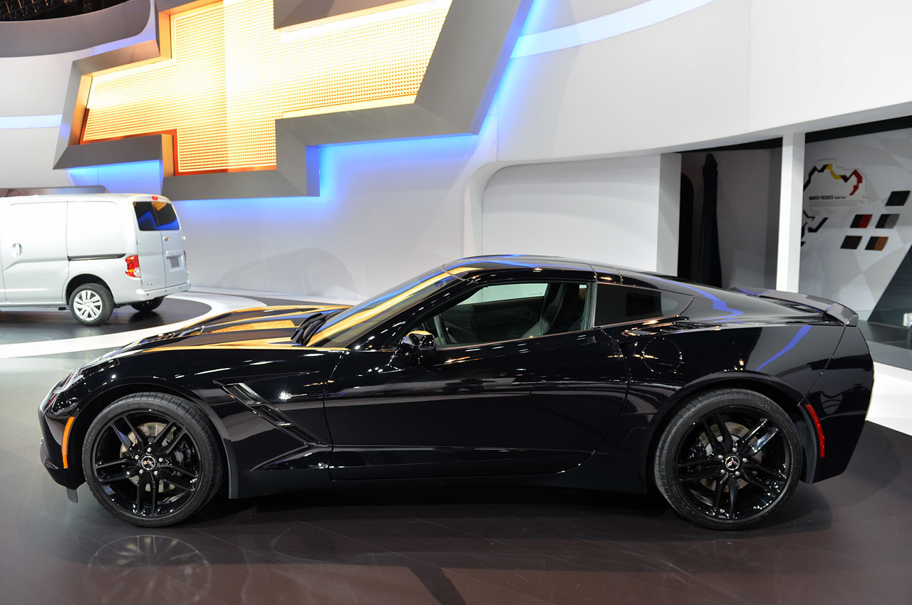 Fans of captain america can expect to see chevrolet s seventh generation corvette stingray when the superhero s latest flick captain america the winter