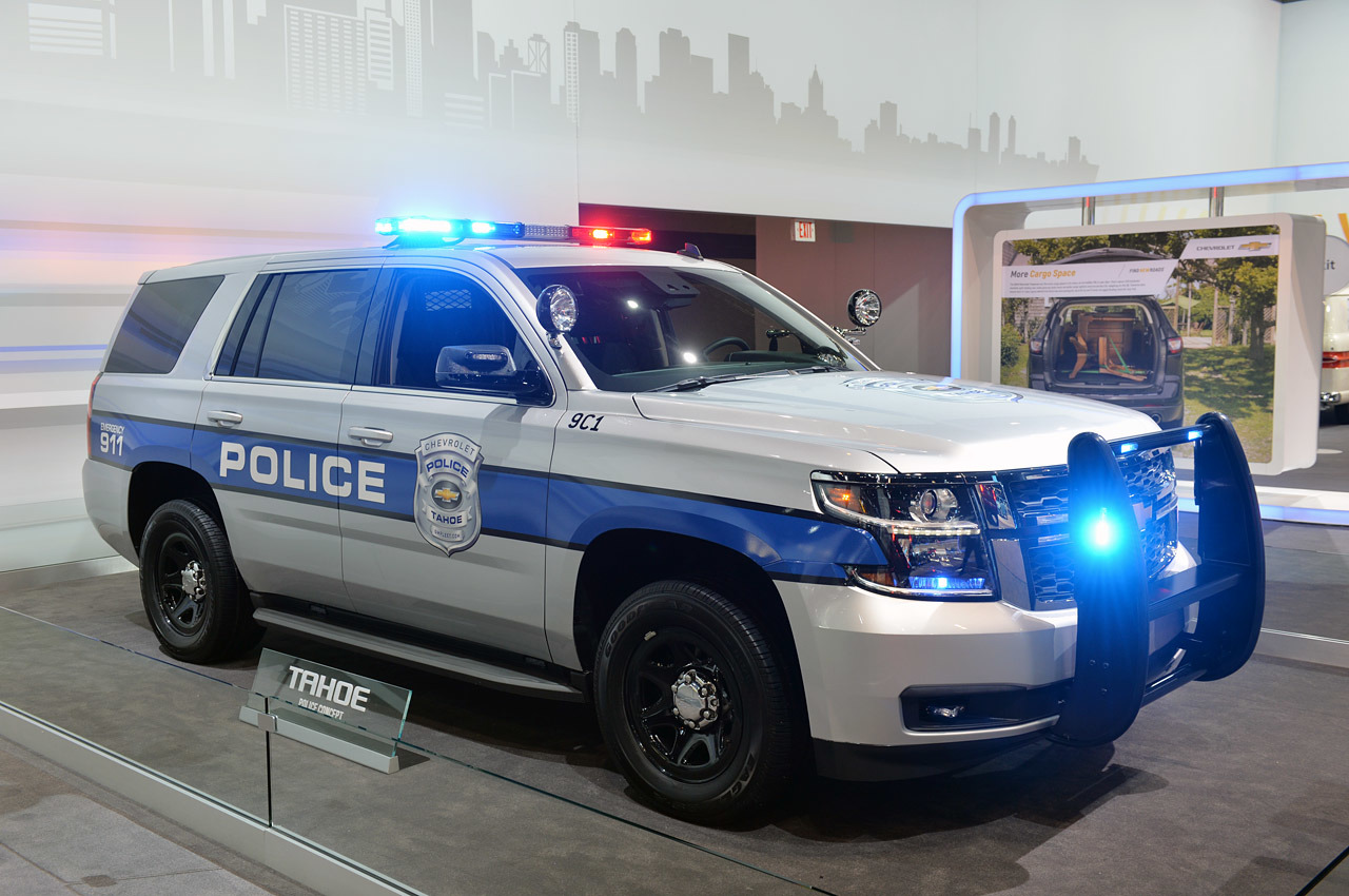 Thread a closer look at the new 2015 chevy tahoe police vehicle