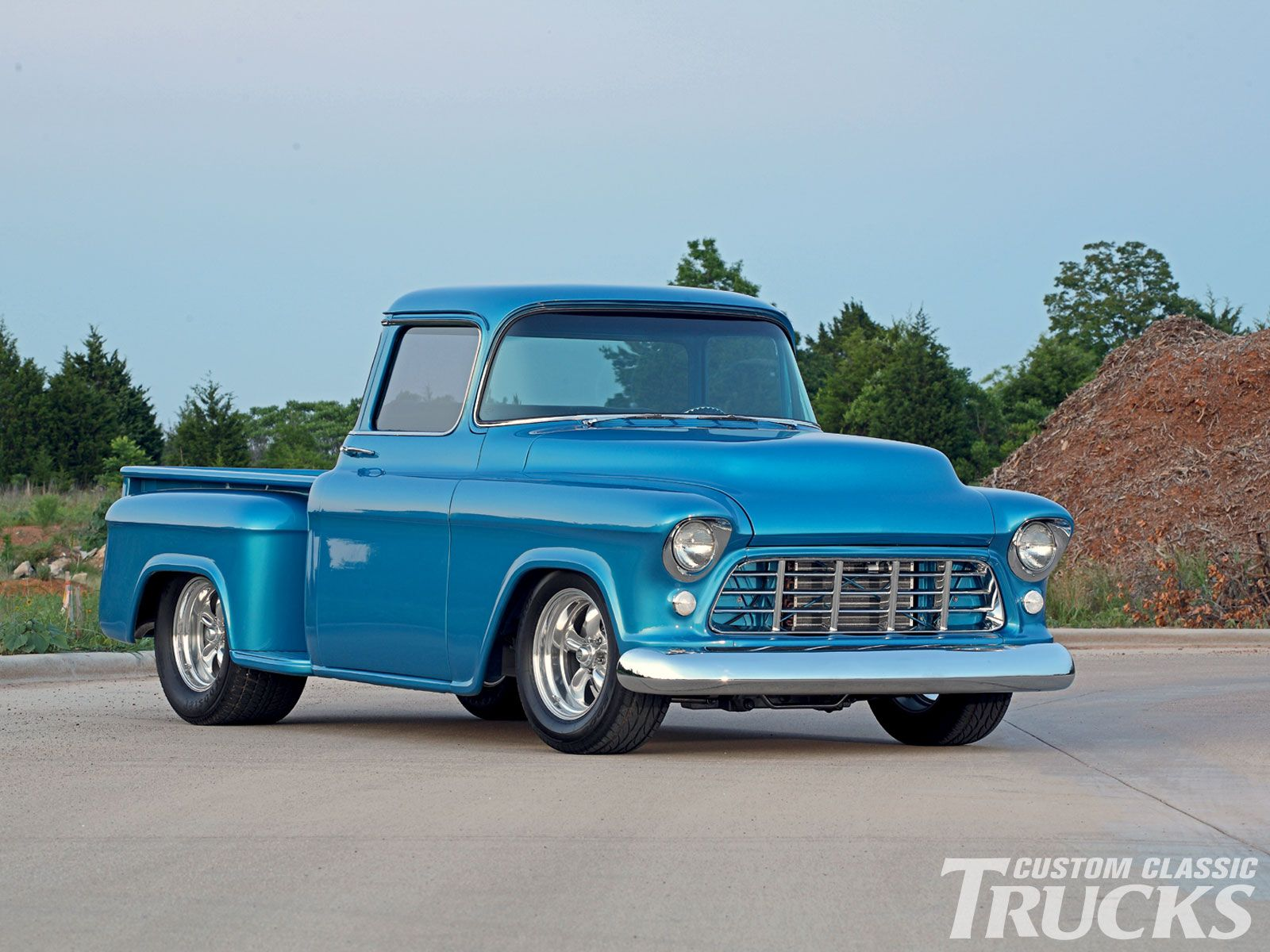 1966 Chevy C10 Stepside 355 ci