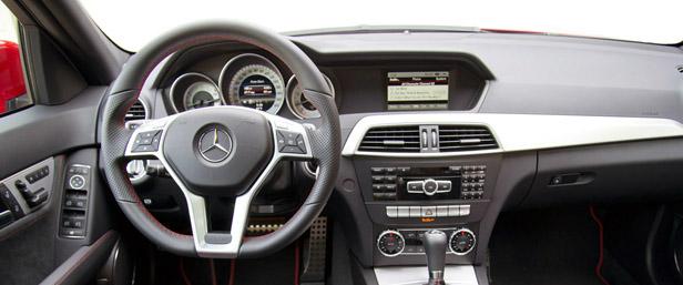 2013 Mercedes Benz C250 Sport
