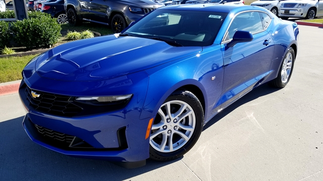 *NEW* 2019 Camaros Available