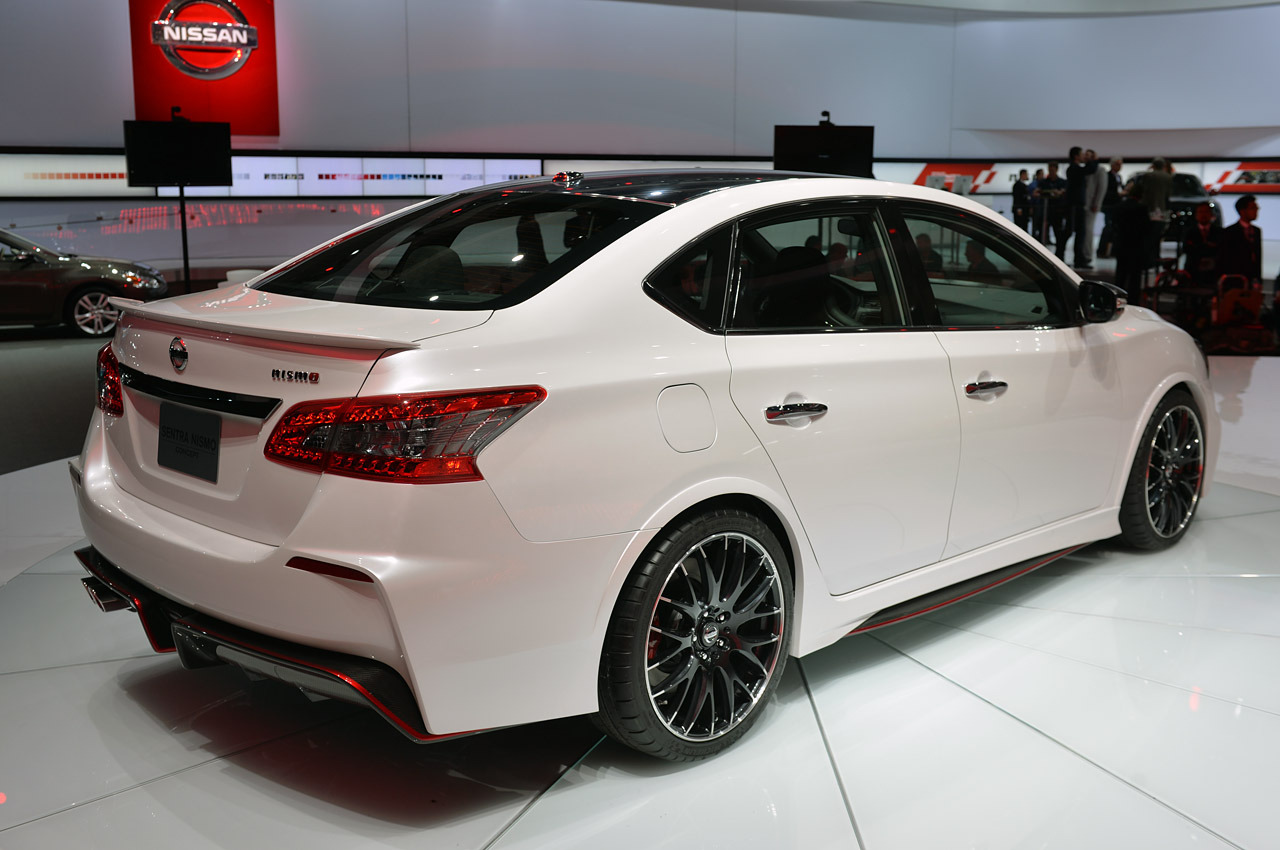 Nissan sentra gets mean with 240 hp nismo concept pics thread nissan sentra gets mean with 240 hp nismo concept pics vanachro Gallery