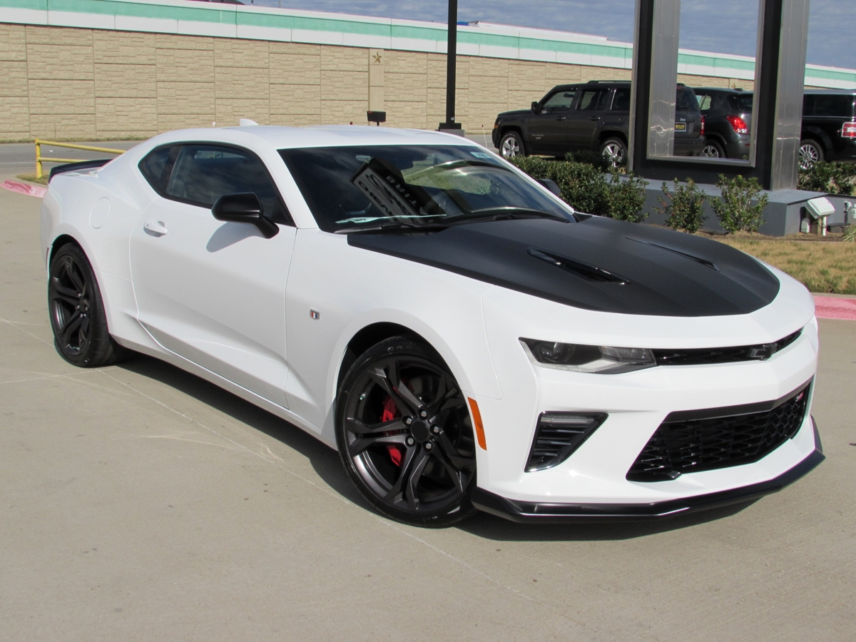 2017 Camaros Ordered Now With 1les