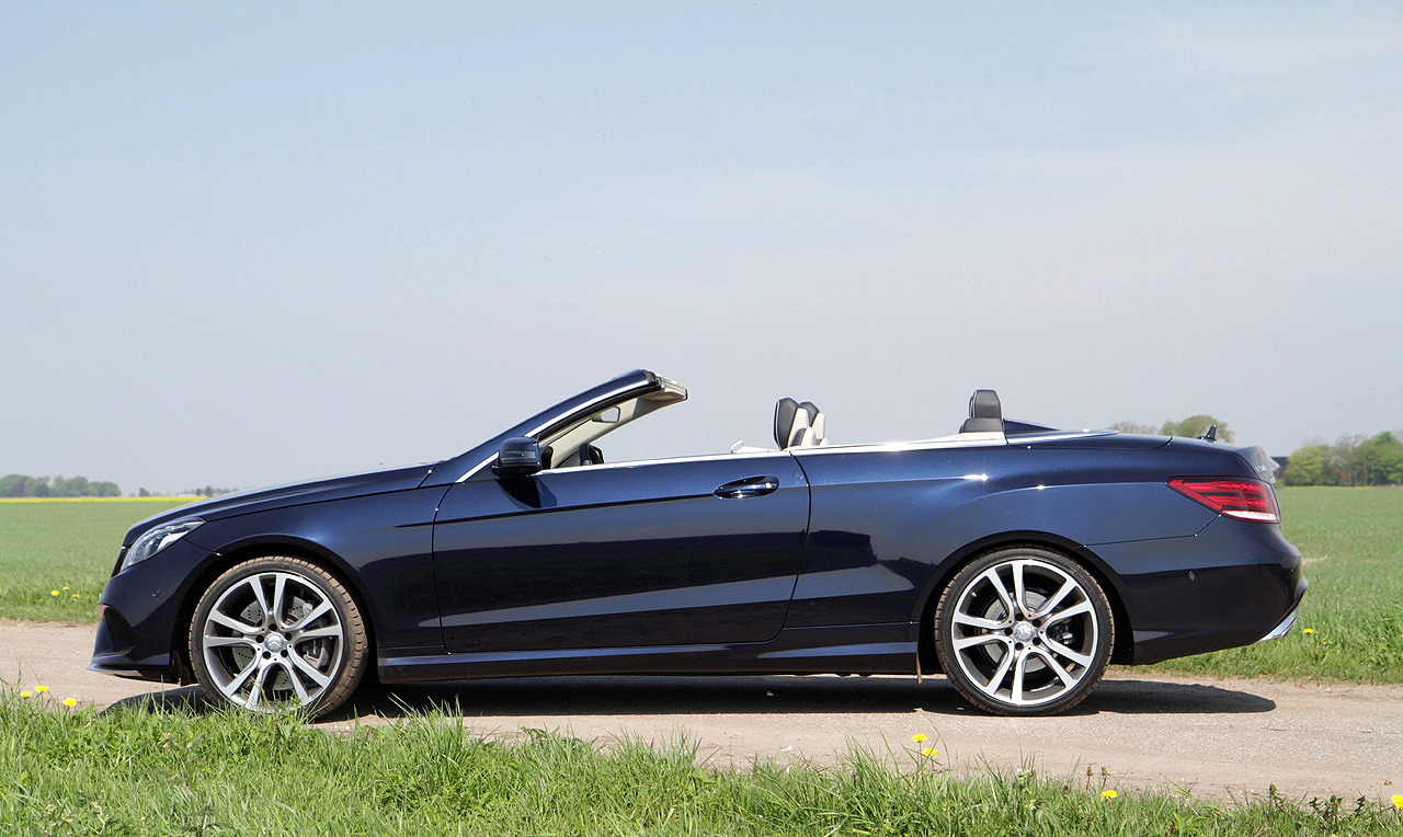 2014 mercedes benz e550 cabriolet twin turbo 402hp 68k for 2014 mercedes benz e550 cabriolet