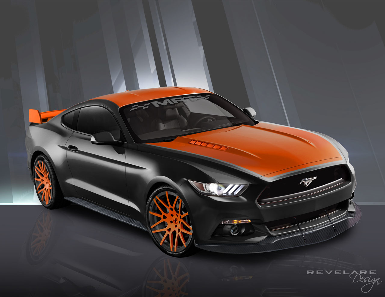 2015 Ford Mustang To Take Sema By Storm With Over 12