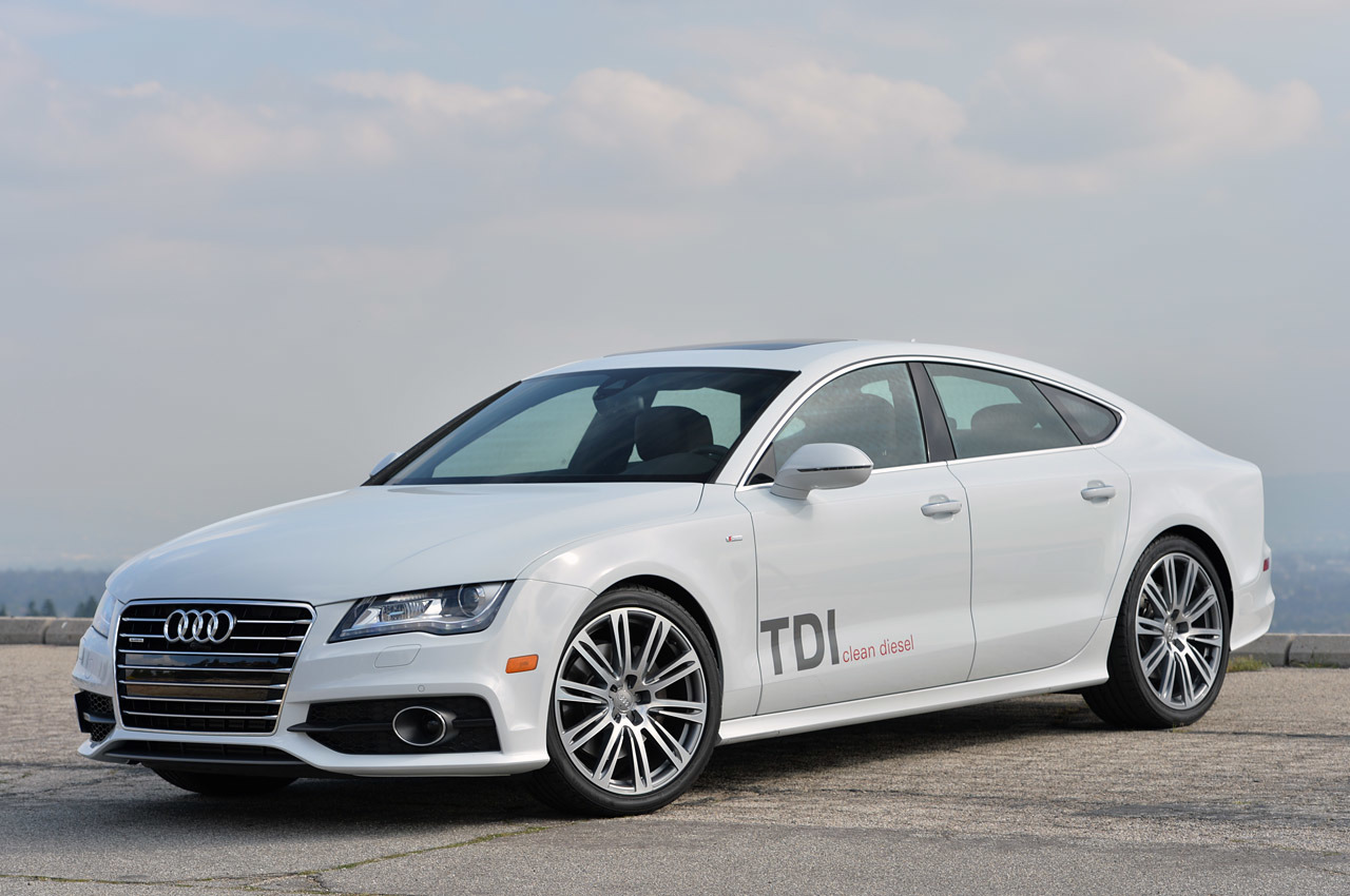 2014 audi a7 tdi turbo diesel 3 0l v6 240hp 66 81k. Black Bedroom Furniture Sets. Home Design Ideas