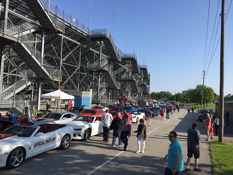 escorts at indianapolis speedway