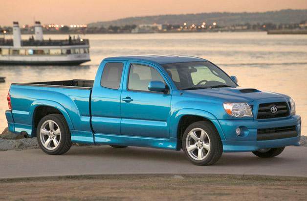 Toyota Tacoma XRunner dead