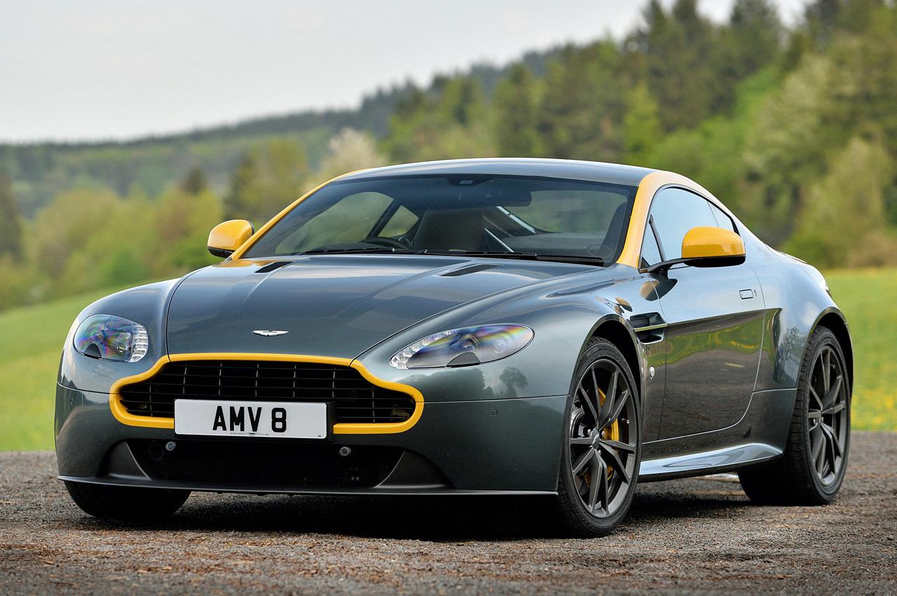 Thread: 2015 Aston Martin V8 Vantage GT 430HP 190MPH $102K