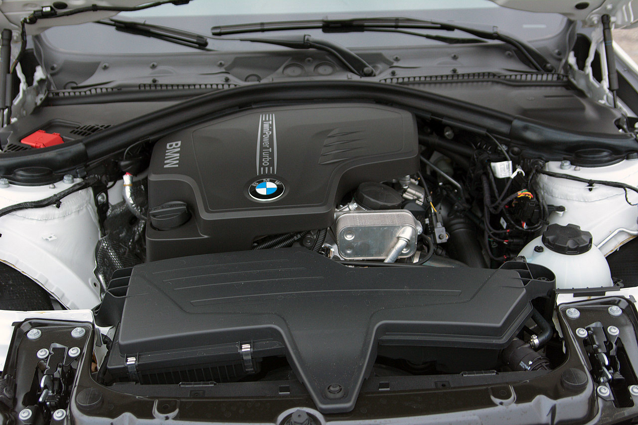 BMW I Turbo L HP KK - Bmw 320 engine