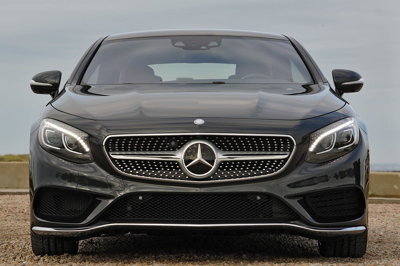 2015 mercedes benz s550 coupe twin turbo 4 7l v8 449hp awd for Mercedes benz s550 sedan