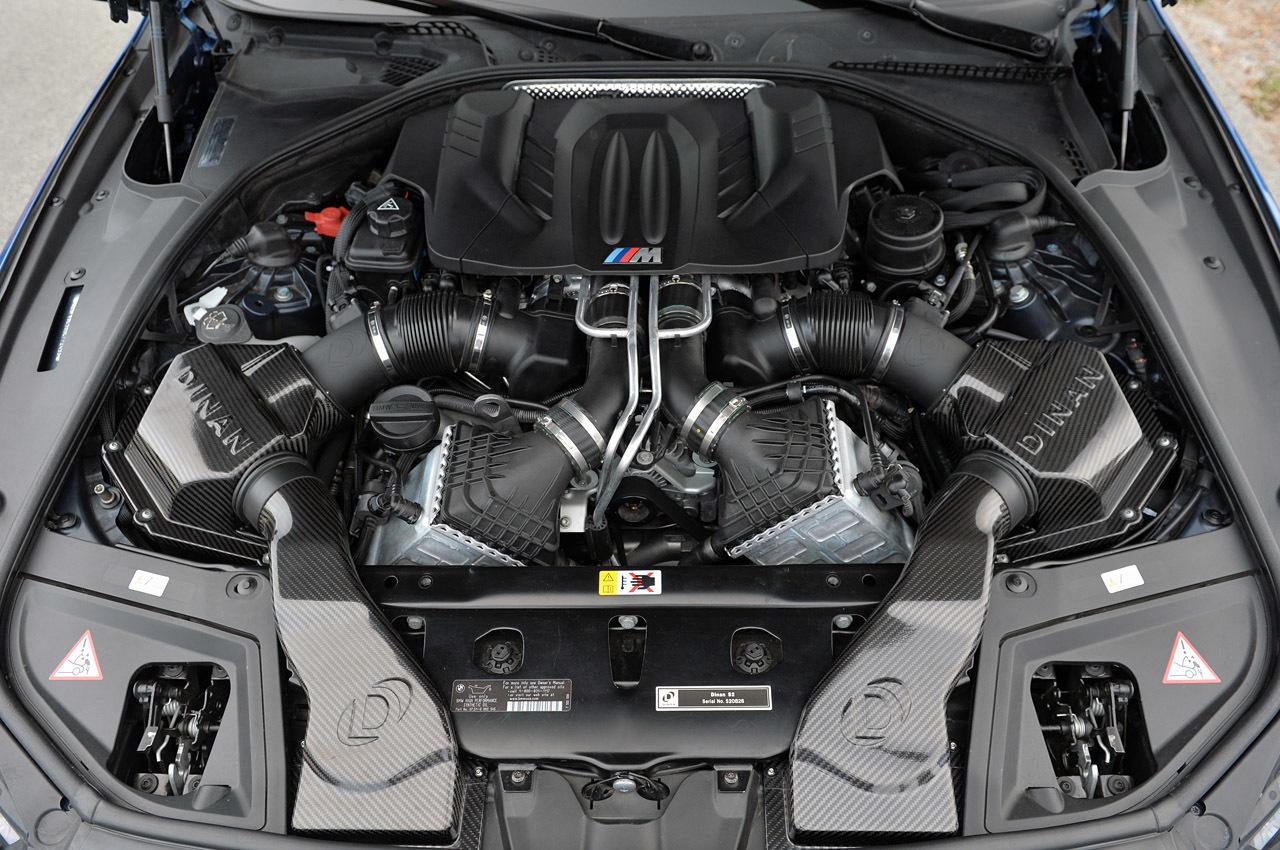 Bmw 4.4 twin turbo
