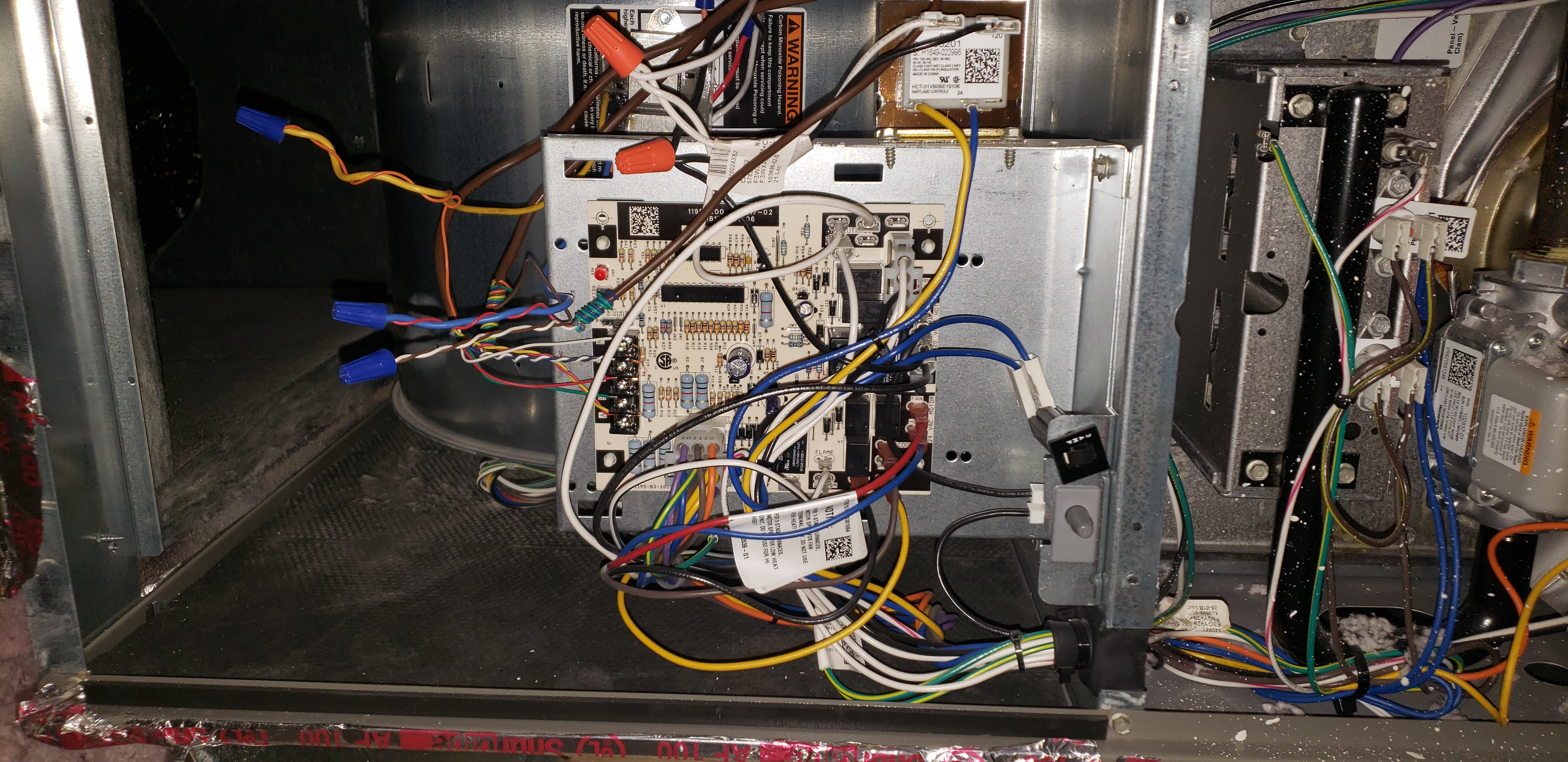 Dual Fuel Heat Pump Thermostat Wiring Moreover Air Conditioner Heat