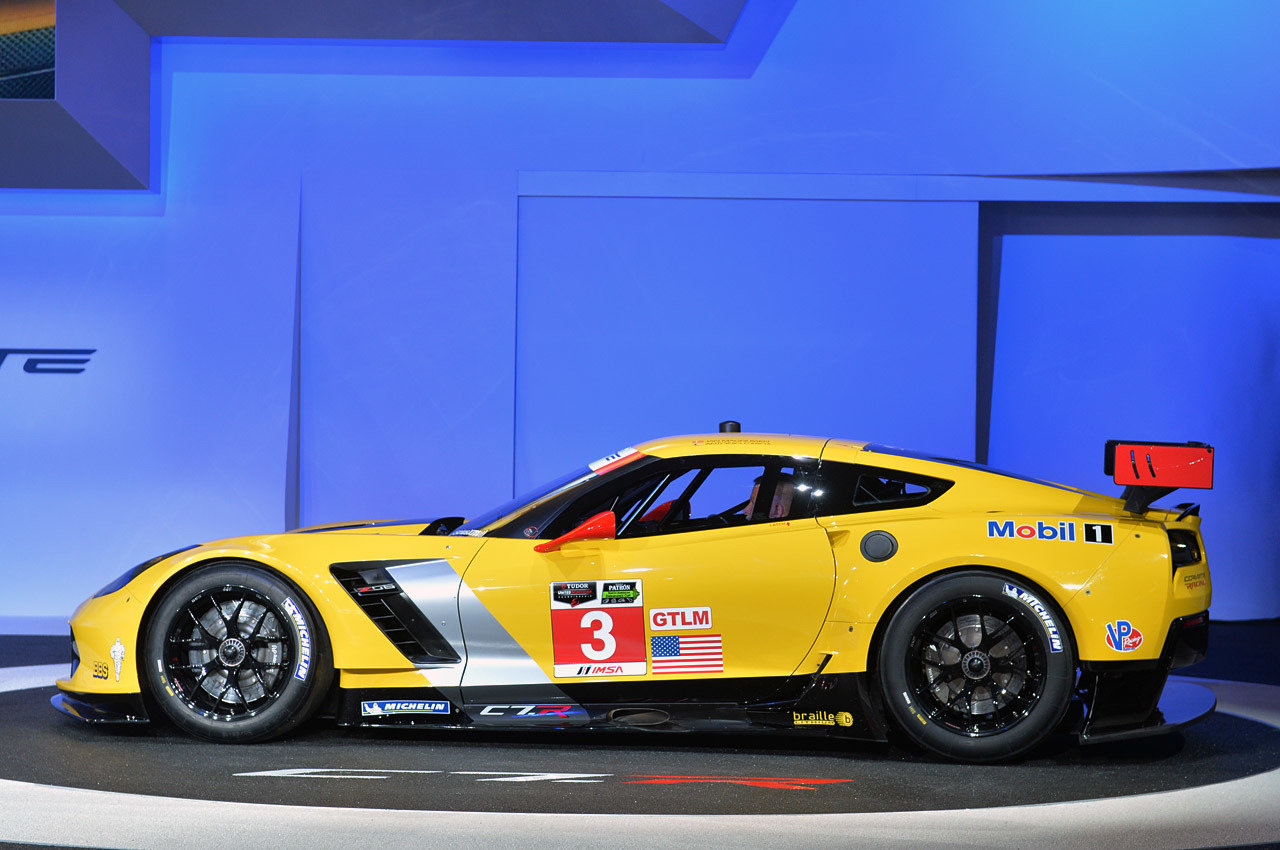 "New Chevy Corvette C7.R ""pics and video"""